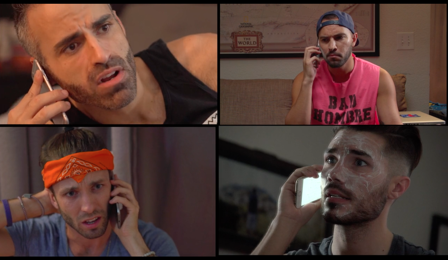 Mean Bros, Bros4Hillary receive feature in leading LGBT blog Towleroad