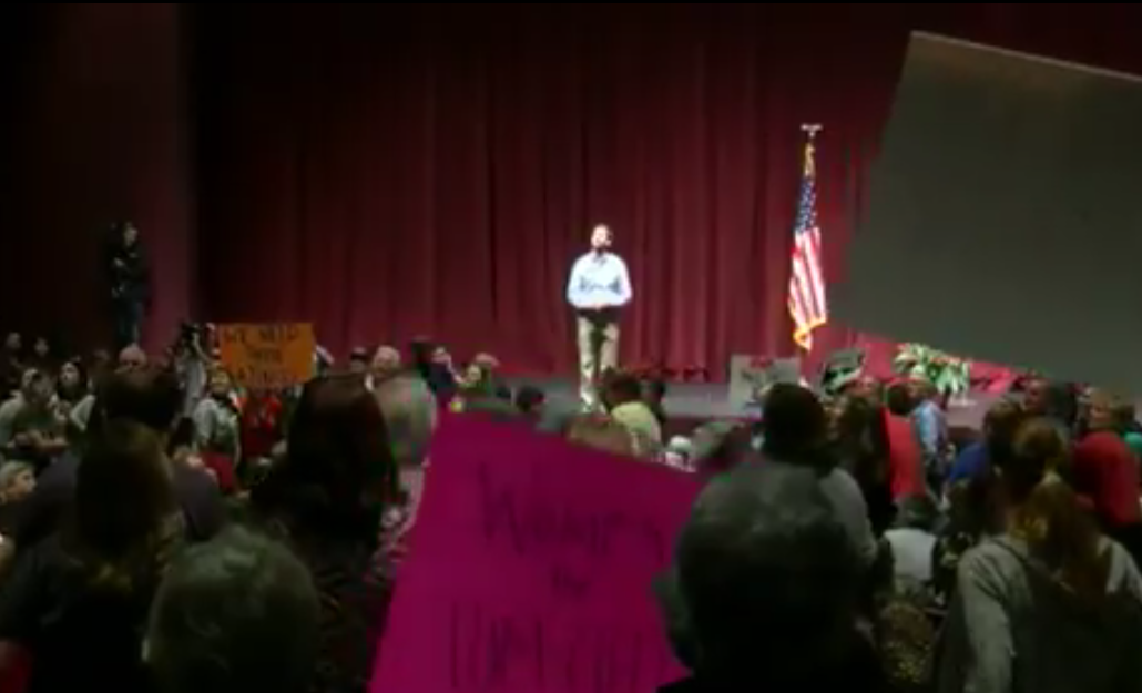 VIDEO: What Kind of Insurance Do YOU Have, Mister Senator Tom Cotton?