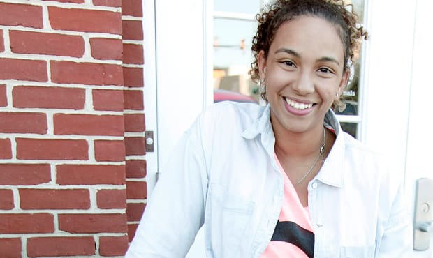 Mom, Army Vet, Badass: Alexis Frank Aims For Congress