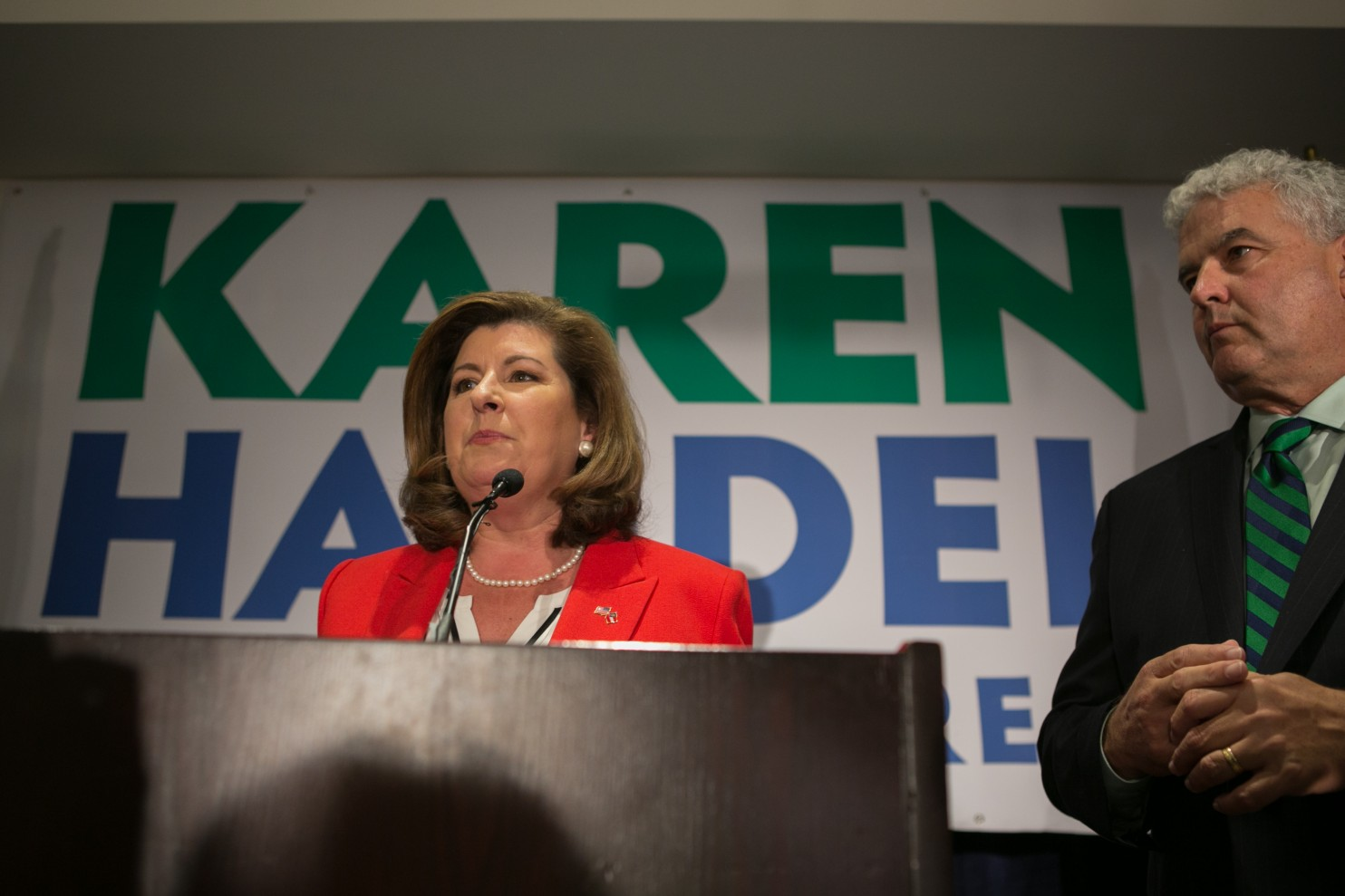 Congresswoman-elect Karen Handel is a Bigot