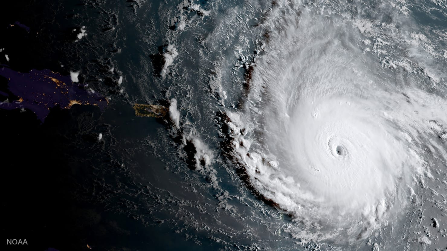 Irma and Harvey